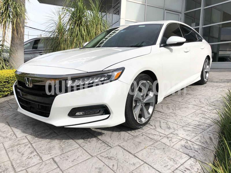 Honda Accord Touring usado (2018) color Blanco precio $479,000