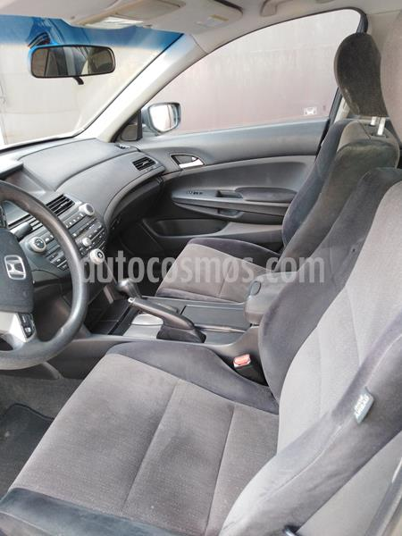 Honda Accord LX 2.4L usado (2008) color Plata precio $115,000
