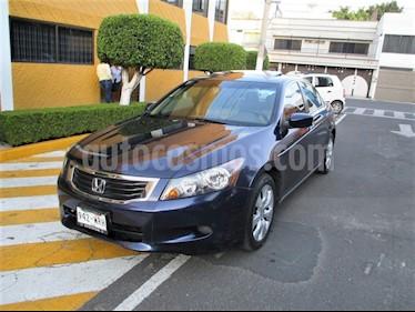 Honda Accord EX 3.0L V6 usado (2009) color Azul precio $109,900