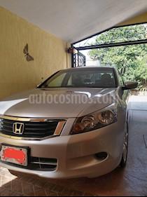Honda Accord EXL  usado (2010) color Plata precio $139,000