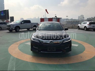 Honda Accord EX-L 3.5L V6 usado (2016) color Negro precio $340,000