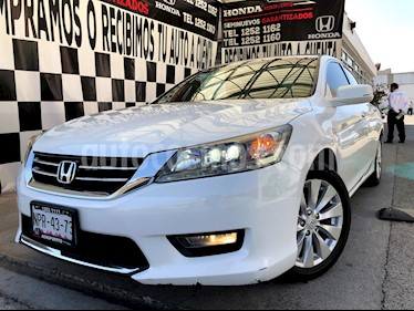 Honda Accord EXL V6 usado (2014) color Blanco precio $229,000