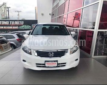 Honda Accord LX  usado (2009) color Blanco precio $139,000