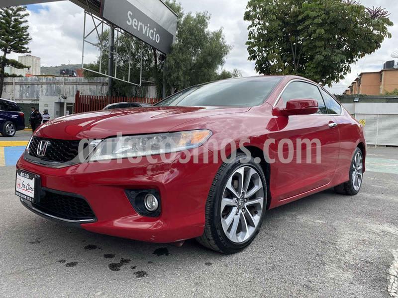 Honda Accord EX-R Coupe V6 Aut usado (2013) color Rojo precio $198,000