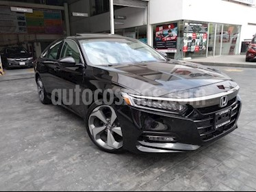 Honda Accord 4p Touring Sedan L4/2.0/T Aut usado (2019) color Negro precio $533,169