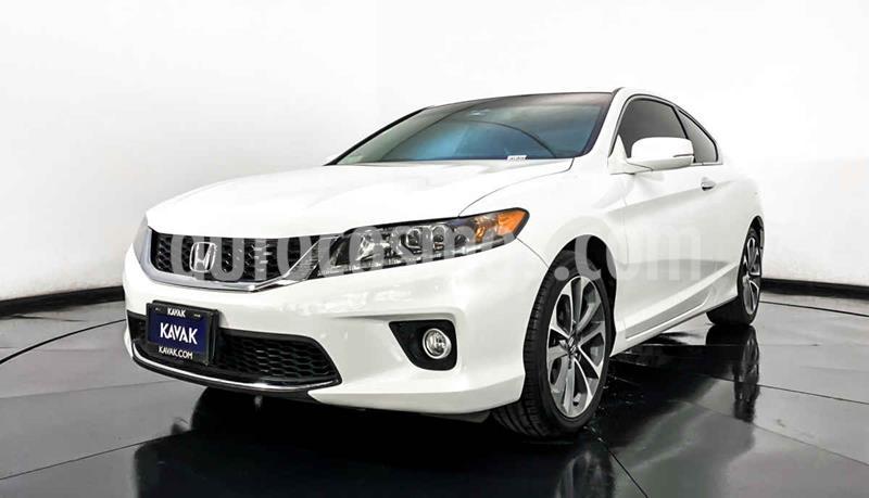 Honda Accord EX-R Coupe V6 Aut usado (2013) color Blanco precio $219,999