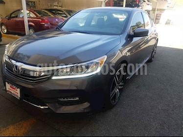Honda Accord Sport usado (2016) color Gris precio $268,000