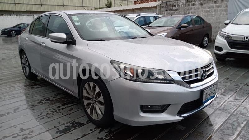 Honda Accord Sport usado (2015) color Plata Dorado precio $195,000