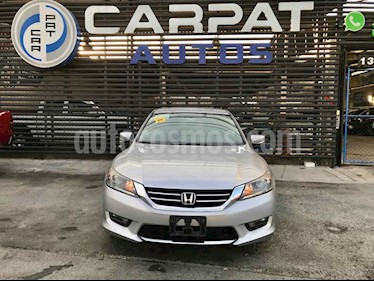 Honda Accord Sport usado (2015) color Plata precio $229,000