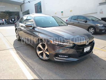 Honda Accord 4p Touring Sedan L4/2.0 Aut usado (2019) color Gris precio $545,900