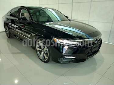 Honda Accord Touring usado (2019) color Negro Cristal precio $566,300