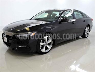 Honda Accord Touring usado (2018) color Negro precio $449,000