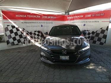 Honda Accord Touring usado (2018) color Acero precio $450,000