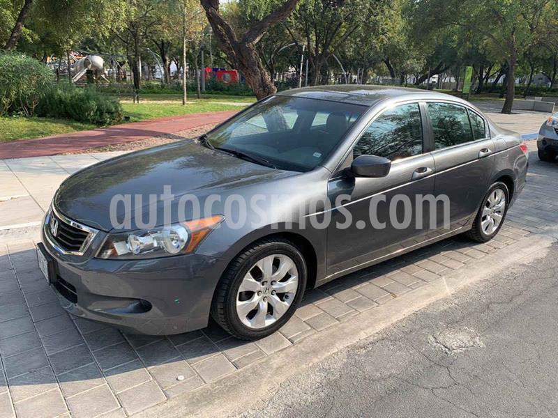 Honda Accord EX 2.4L usado (2009) color Gris precio $149,900