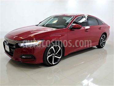 Honda Accord Sport usado (2019) color Rojo precio $435,000