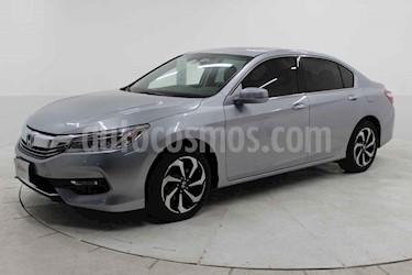 Honda Accord 4p EXL Sedan V6/3.5 Aut usado (2017) color Plata precio $363,000