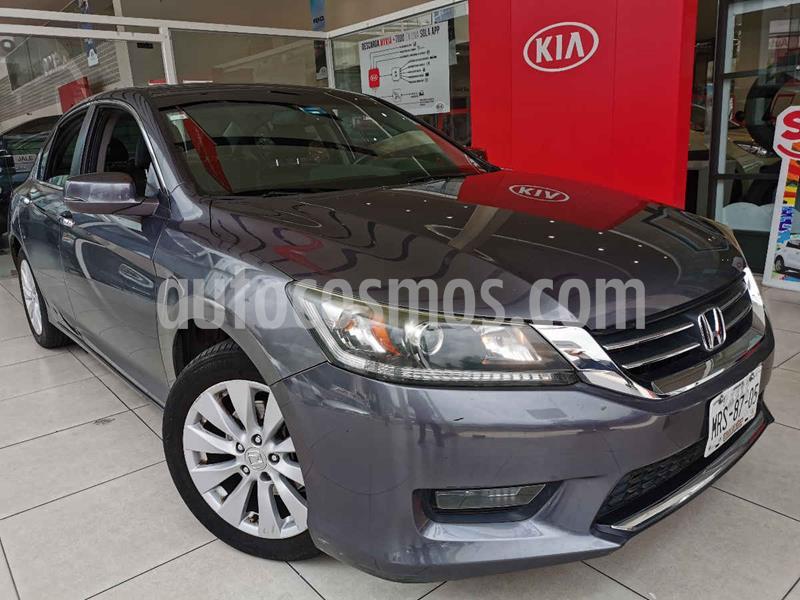Honda Accord EX-L 2.4L usado (2014) color Gris precio $205,000