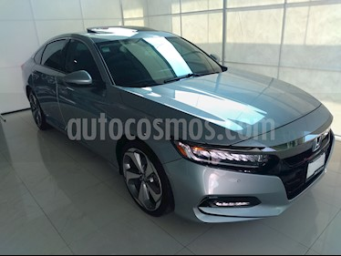 Honda Accord Touring usado (2018) color Plata Diamante precio $455,000