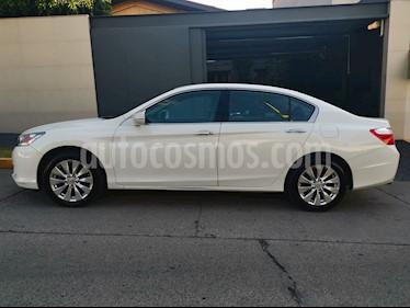 Honda Accord EXL Navi usado (2014) color Blanco precio $204,000