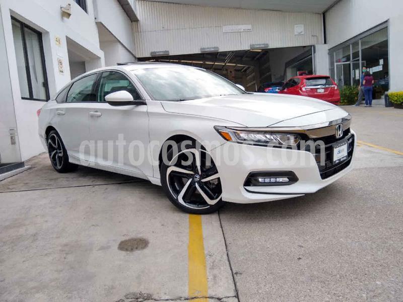 Honda Accord Sport usado (2018) color Blanco precio $465,000