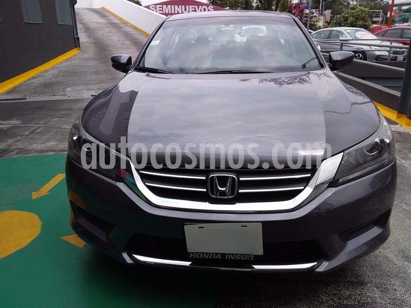 Honda Accord LX usado (2014) color Acero precio $165,000