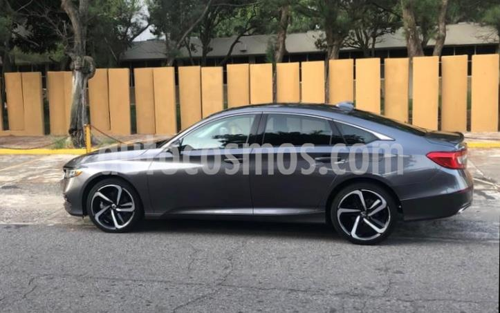 Honda Accord Sport Plus usado (2018) color Acero precio $345,000