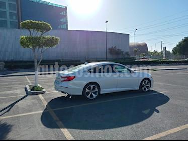 Honda Accord Touring usado (2018) color Blanco precio $420,000