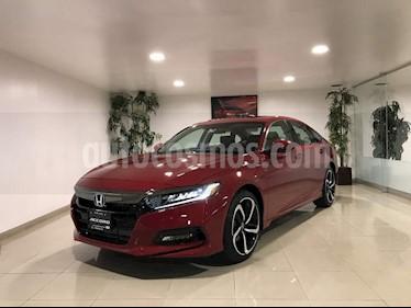 Foto Honda Accord Sport Plus usado (2018) color Rojo precio $435,000