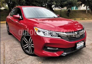 Foto venta Auto Seminuevo Honda Accord Sport (2017) color Rojo precio $355,000