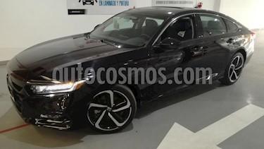 Foto venta Auto Seminuevo Honda Accord Sport (2018) color Negro precio $490,000