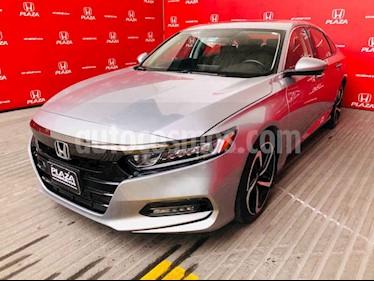 Foto venta Auto usado Honda Accord Sport (2018) color Plata precio $449,000