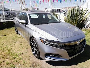 Foto Honda Accord Sport usado (2018) color Plata precio $450,000