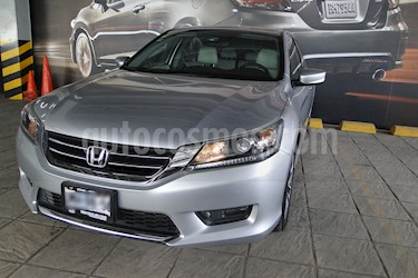 Foto venta Auto usado Honda Accord Sport (2015) color Plata precio $260,000