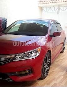 Honda Accord Sport usado (2016) color Rojo precio $253,500
