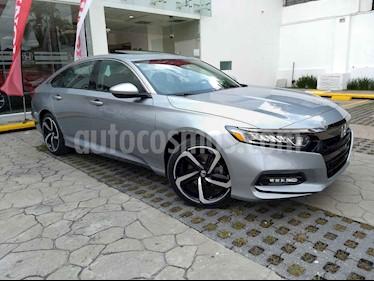 Honda Accord Sport usado (2018) color Plata precio $474,900