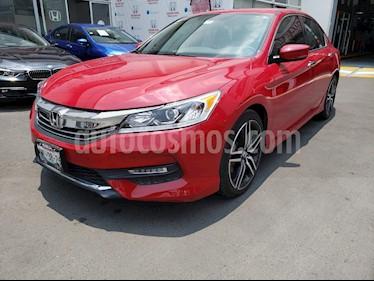 Foto venta Auto usado Honda Accord Sport (2016) color Rojo precio $268,000