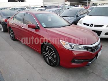 Foto venta Auto Seminuevo Honda Accord Sport (2016) color Rojo precio $269,000