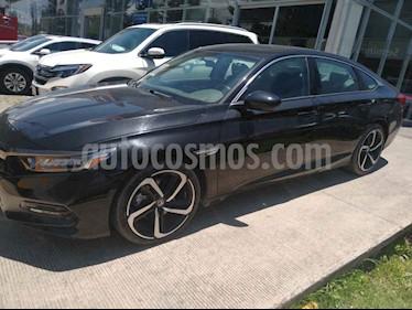 Foto Honda Accord Sport usado (2018) color Negro precio $487,900
