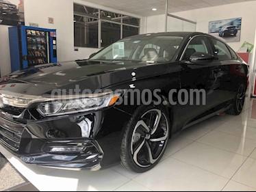 Honda Accord Sport usado (2018) color Negro precio $464,000