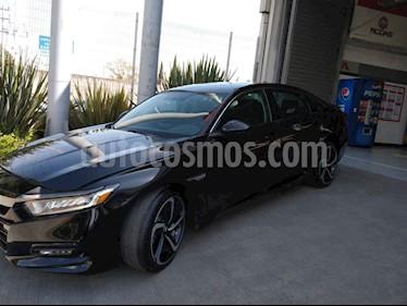 Honda Accord Sport usado (2018) color Negro precio $459,000