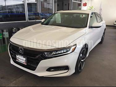 Foto venta Auto usado Honda Accord Sport (2018) color Blanco precio $445,000