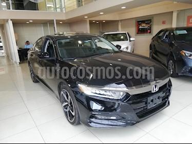 Foto venta Auto usado Honda Accord Sport (2018) color Negro precio $490,000