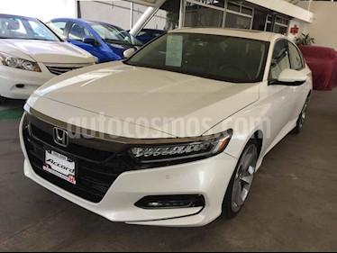 Foto venta Auto usado Honda Accord Touring (2018) color Blanco precio $469,000