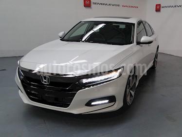 Foto venta Auto usado Honda Accord Touring (2018) color Blanco precio $514,900