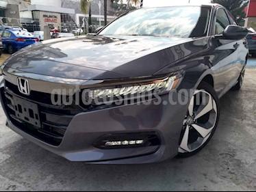 Foto venta Auto usado Honda Accord Touring (2018) color Gris precio $544,900