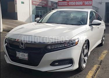 Foto Honda Accord Touring usado (2018) color Blanco precio $470,000