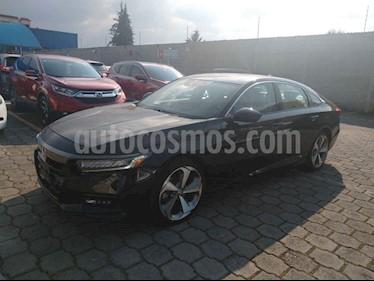Honda Accord Touring usado (2019) color Negro precio $529,000