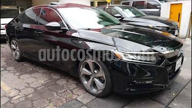 Foto venta Auto usado Honda Accord Touring (2018) color Negro precio $453,000