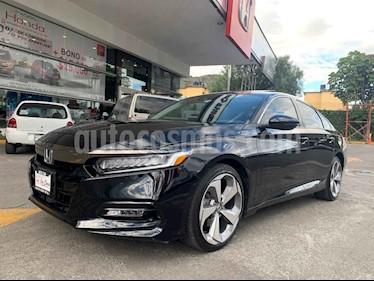 Honda Accord Touring usado (2019) color Negro precio $483,000