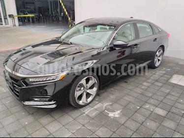 Foto venta Auto usado Honda Accord Touring (2019) color Negro precio $540,000